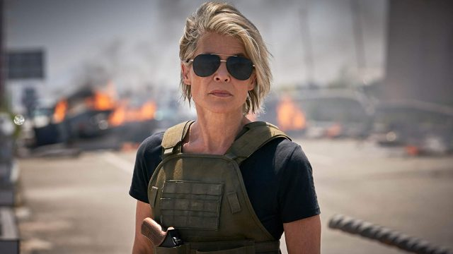Sarah Connor Gets An Iconic Terminator Line in New Dark Fate TV Spot