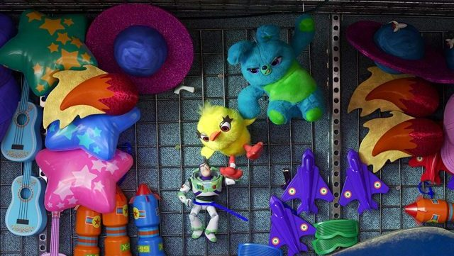 Meet Ducky and Bunny in the New Toy Story 4 Clip