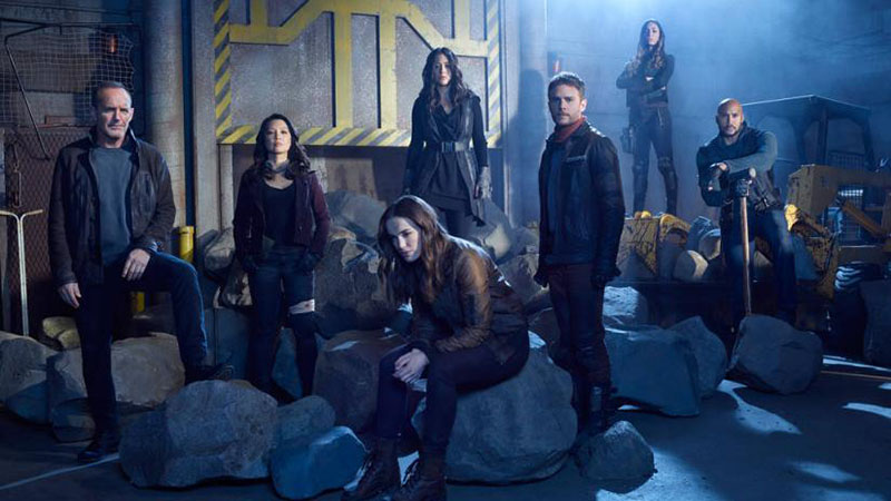 Marvel's Agents of SHIELD Coming to an End After Season 7