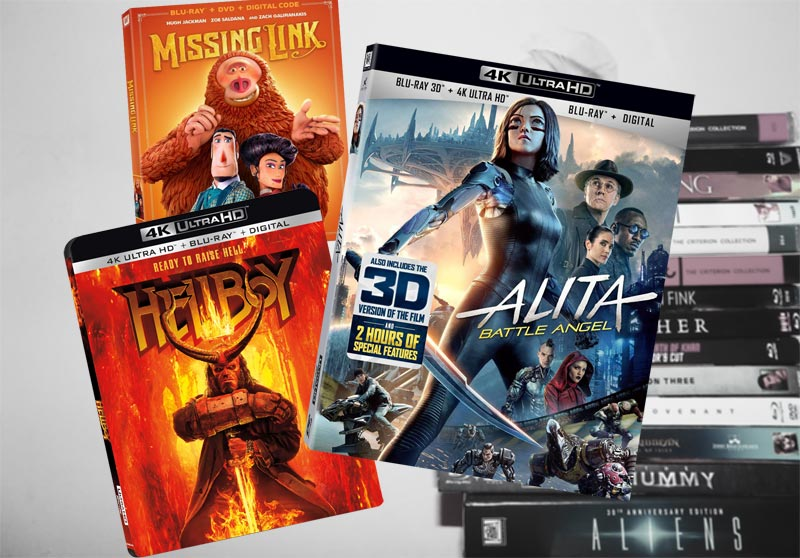 July 23 Blu-ray, Digital and DVD Releases