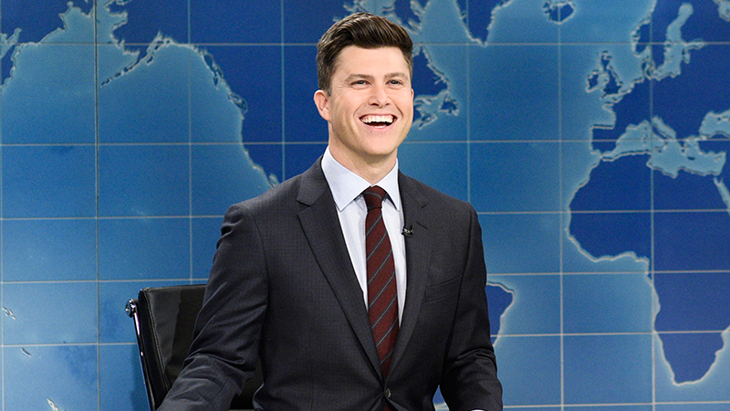 Tom and Jerry Enlists Saturday Night Live's Colin Jost