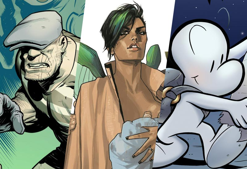 POLL: Which Never-Adapted Comic Deserves a Movie?