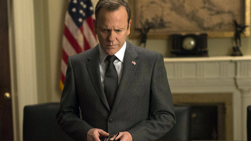 Designated Survivor Cancelled for a Second Time