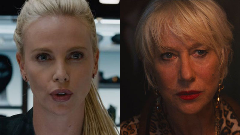 Fast & Furious 9 adds Charlize Theron, Helen Mirren