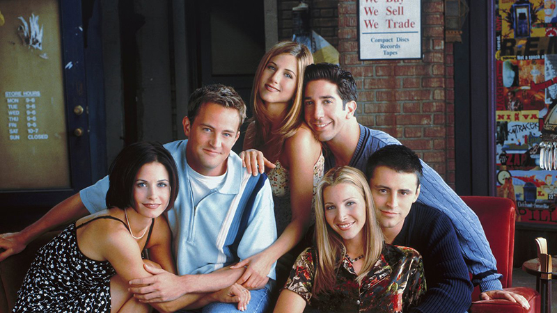 Friends' Pop-Up Experience To Be Held for 25th Anniversary