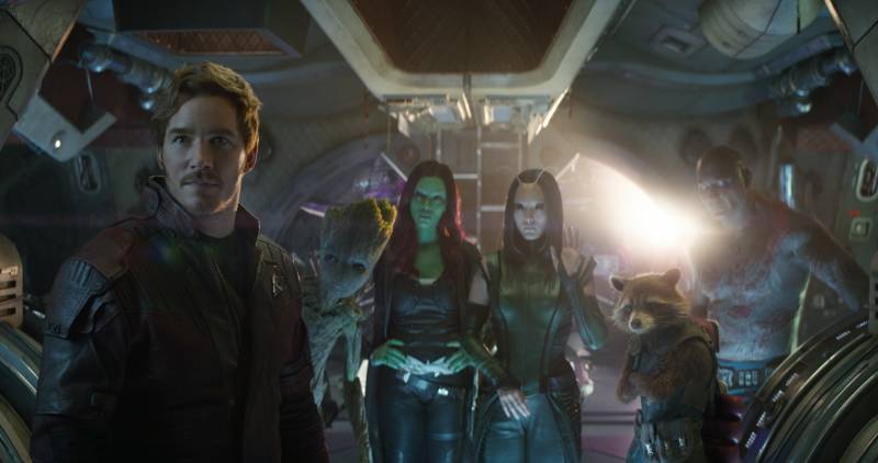 Guardians 3 takes place after Thor