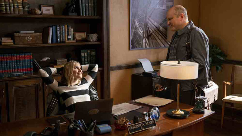 Comic-Con: Veronica Mars Revival Arrives a Week Early!