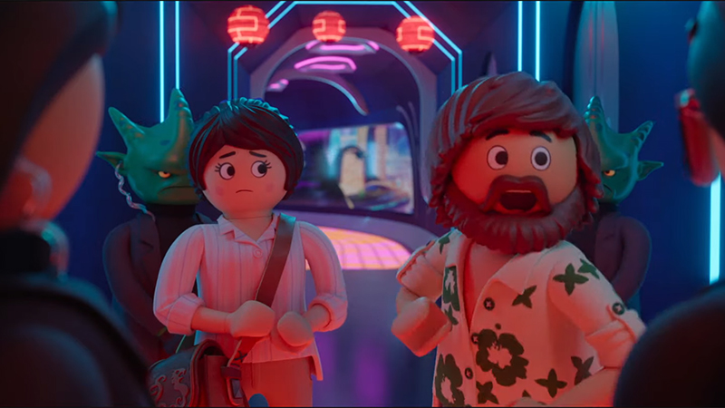 Worlds of Adventure Await in New Playmobil: The Movie Trailer
