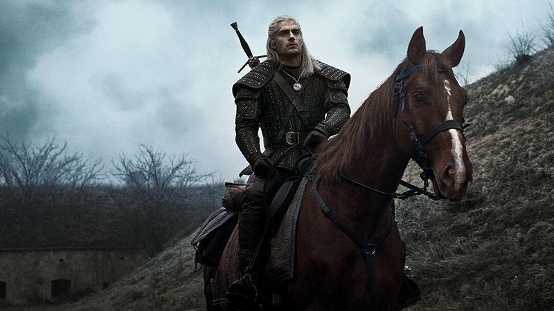 Netflix Debuts First Look at Roach in The Witcher!