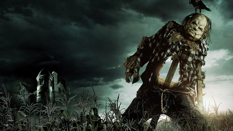Guillermo del Toro & Andre ØvredalBringing Scary Stories to San Diego Comic-Con