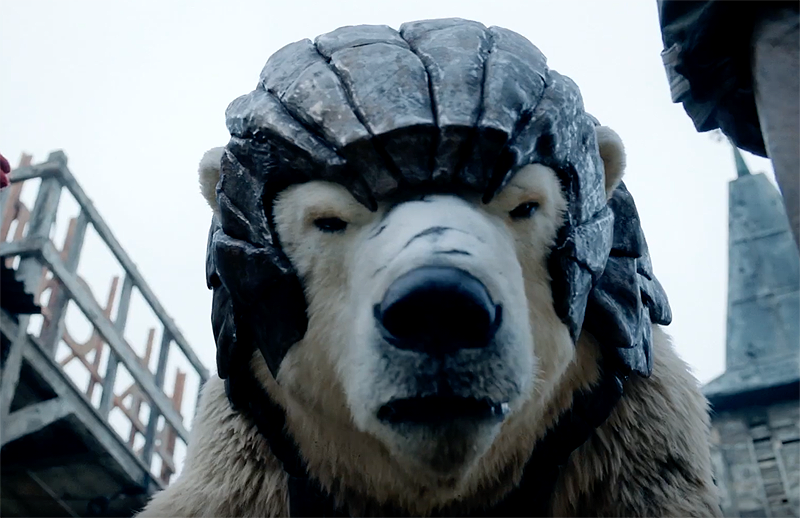 Comic-Con: His Dark Materials Extended Trailer Roars to Life