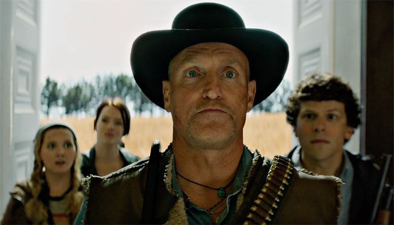 The First Zombieland: Double Tap Trailer Has Arrived!