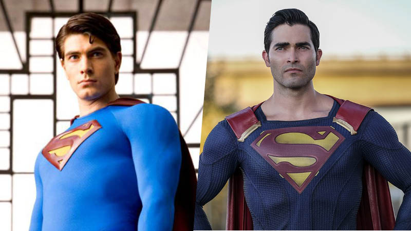 Crisis on Infinite Earths to Feature Brandon Routh & Tyler Hoechlin as Superman