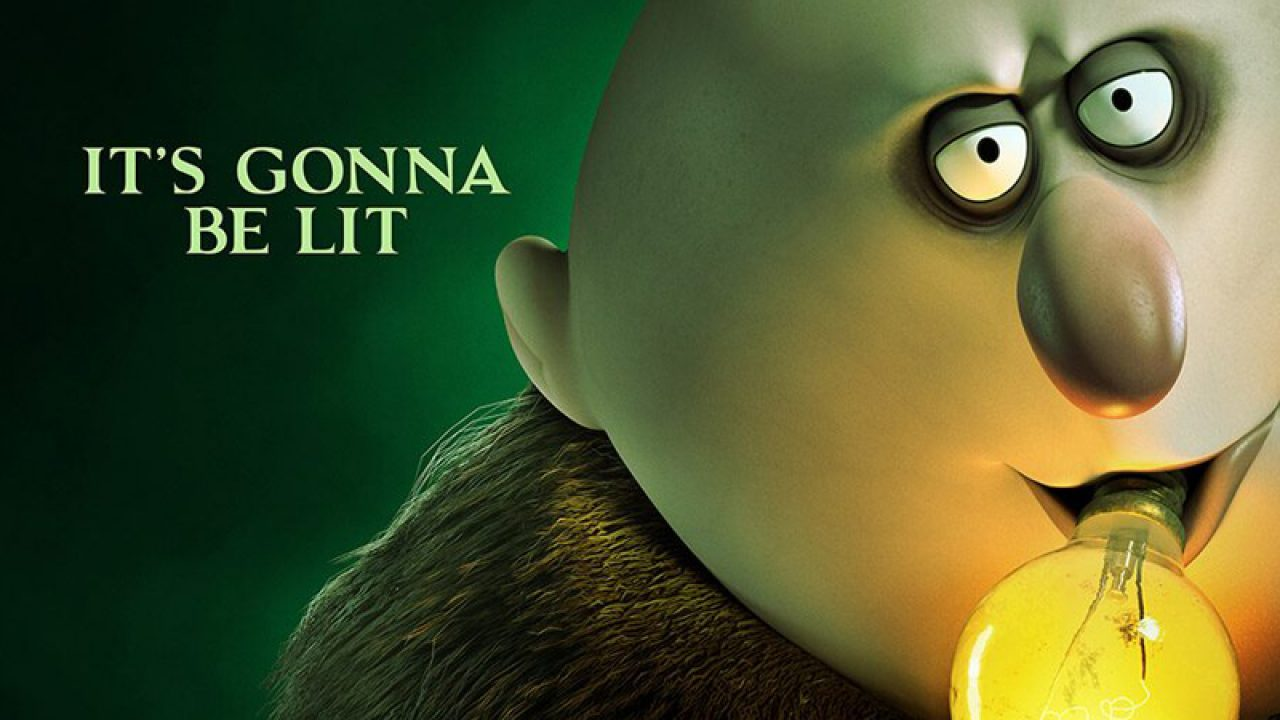 The Addams Family Character Posters Introduce The Creepy Kooky Clan