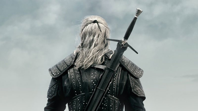 The Witcher: new poster