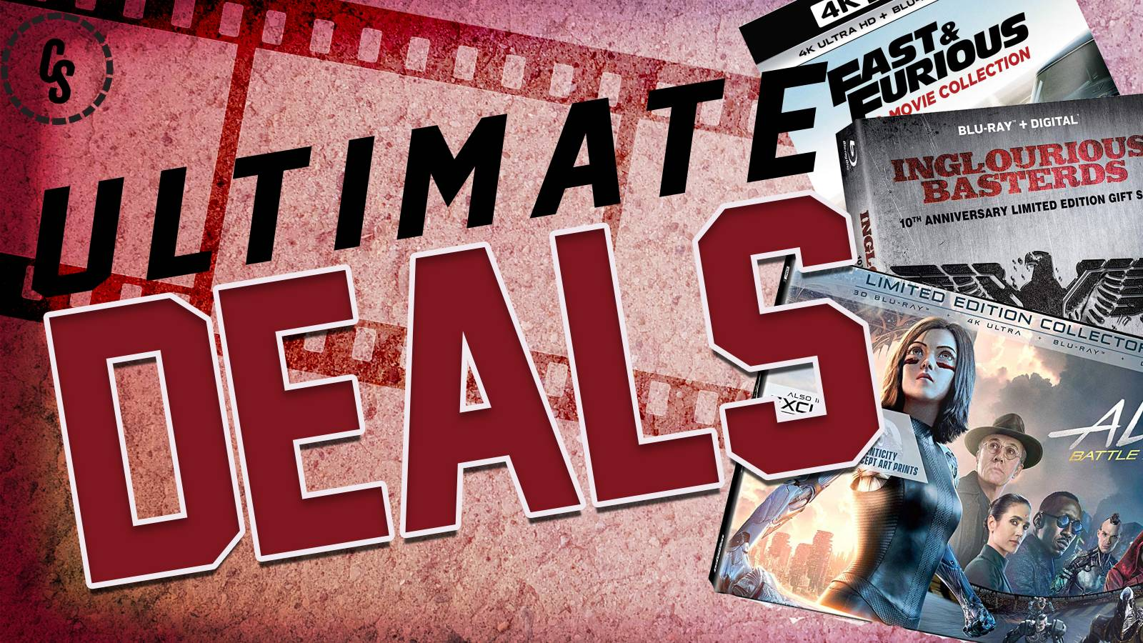 4th of July Deals: Save on Fast & Furious, Marvel 4Ks and Alita!