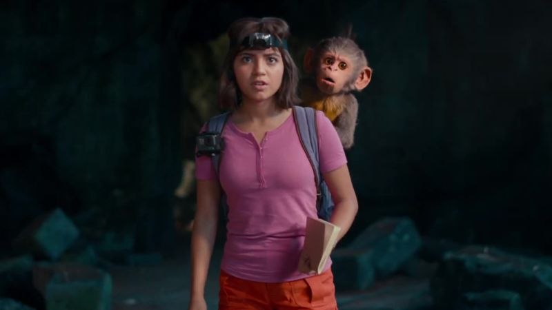 Go Exploring with the New Dora and the Lost City of Gold Trailer!