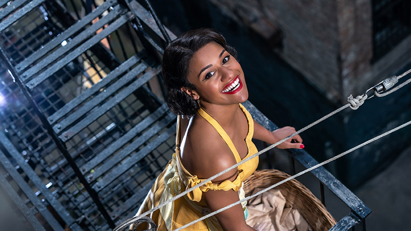 20th Century Fox Shares First Look at West Side Story's Anita!