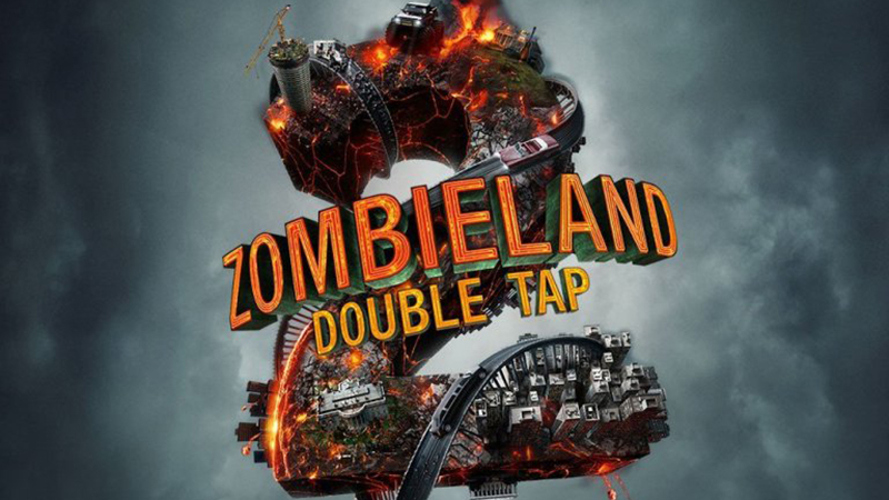 Zombieland: Double Tap Poster Teases a Chaotic Apocalyptic America