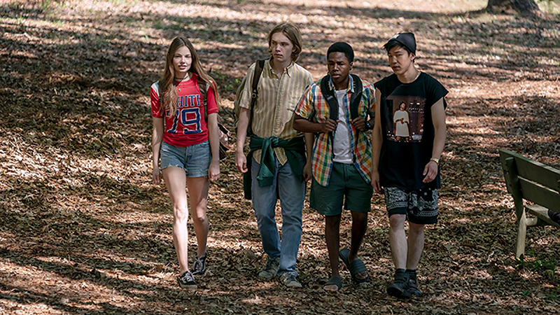Hulu's Looking for Alaska Teaser: Teenagers Think They Are Invincible