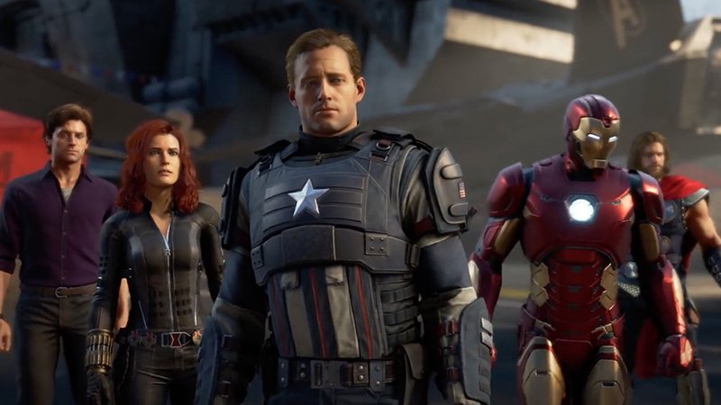 Marvel's Avengers Gameplay Revealed at Comic-Con 2019