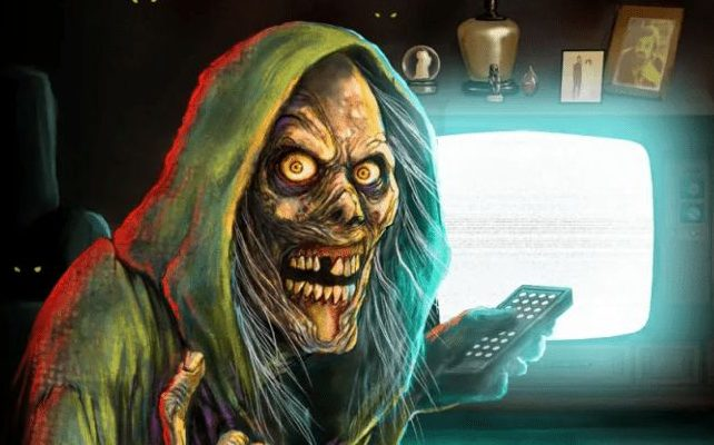 New Poster for Shudder's Creepshow Series Released
