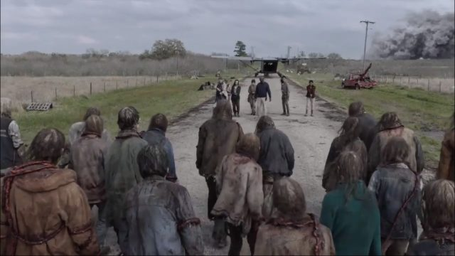 Fear the Walking Dead Mid-Season 5 Finale Promo: Is Anybody Out There?