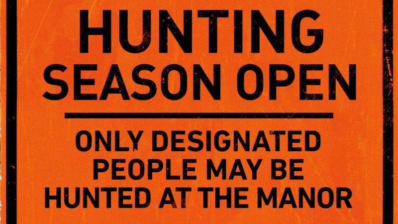 Welcome to Manor House with The Hunt Trailer