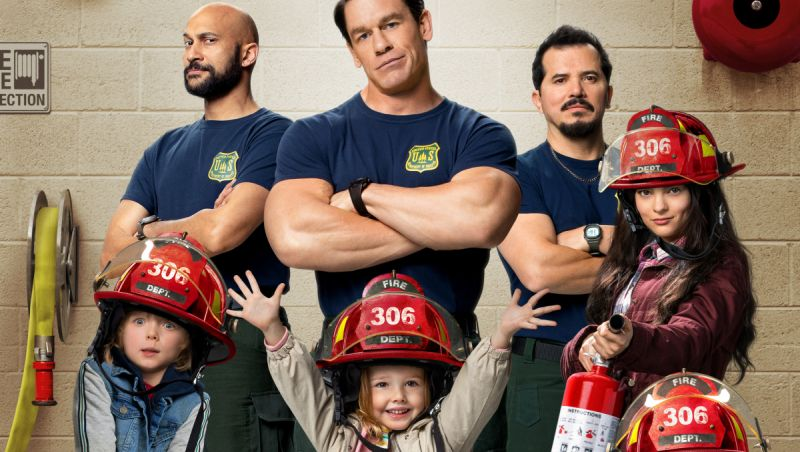Playing With Fire Trailer: John Cena Stars in New Family Comedy