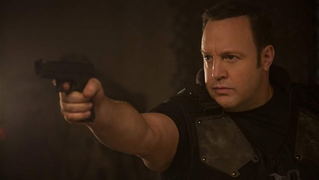Kevin James to Replace Simon Pegg in Action Thriller Becky