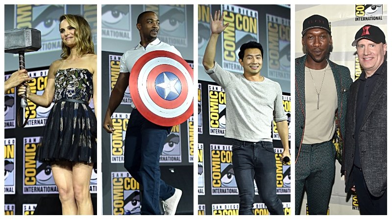 WATCH: Highlights from the Marvel Hall H Panel Released