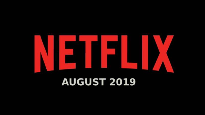New to Netflix August 2019: Everything Coming and Going Next Month