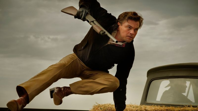 Tarantino Considering TV Spin-Off of Once Upon A Time in Hollywood