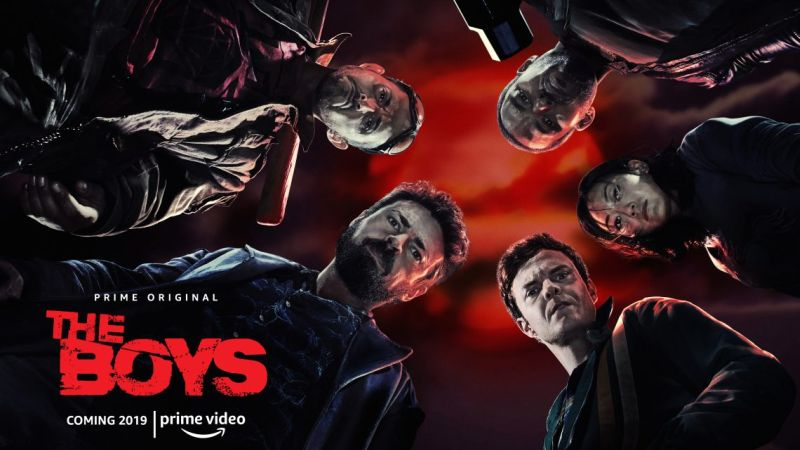 The Boys Featurette Highlights The Subversive Take On Superheroes