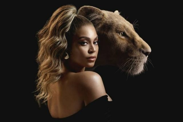 Beyoncé Drops New Single From The Lion King: The Gift Album