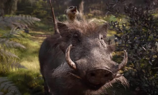 Listen to a Preview of Hakuna Matata in New The Lion King Clips