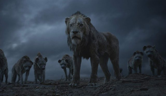 The Lion King TV Spot Reveals Preview of Simba and Scar's Showdown