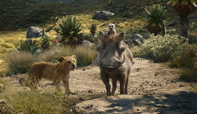 New The Lion King TV Spot Features Closer Look at Timon and Pumbaa