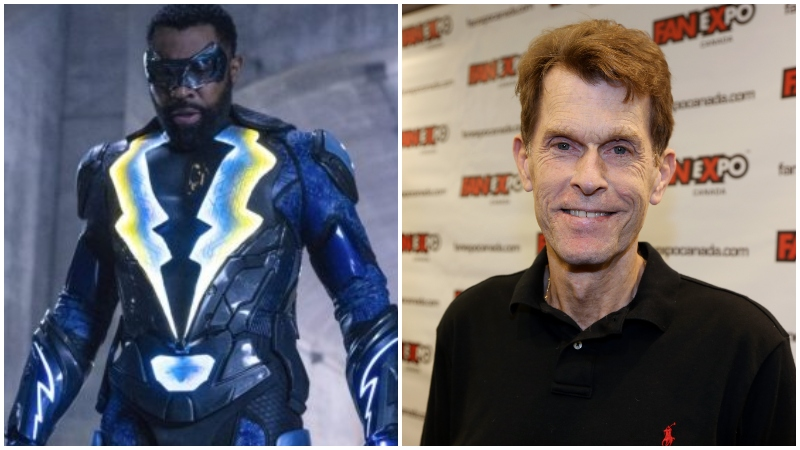 CW's Crisis Will Include Black Lightning, Kevin Conroy as Bruce Wayne!