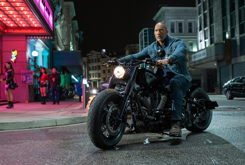 Exclusive: David Leitch & Chris Morgan On THAT Hobbs & Shaw Cameo!