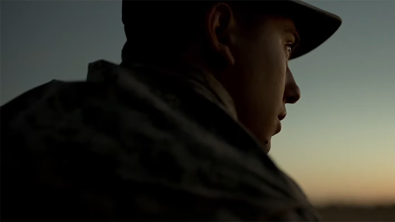 Nat Wolff is a Soldier Conflicted By The Truth in The Kill Team Trailer