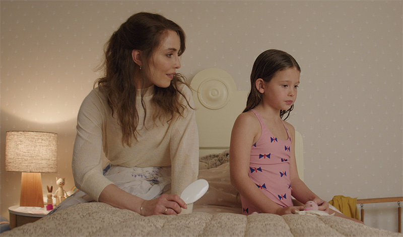Exclusive Angel of Mine Clip With Noomi Rapace