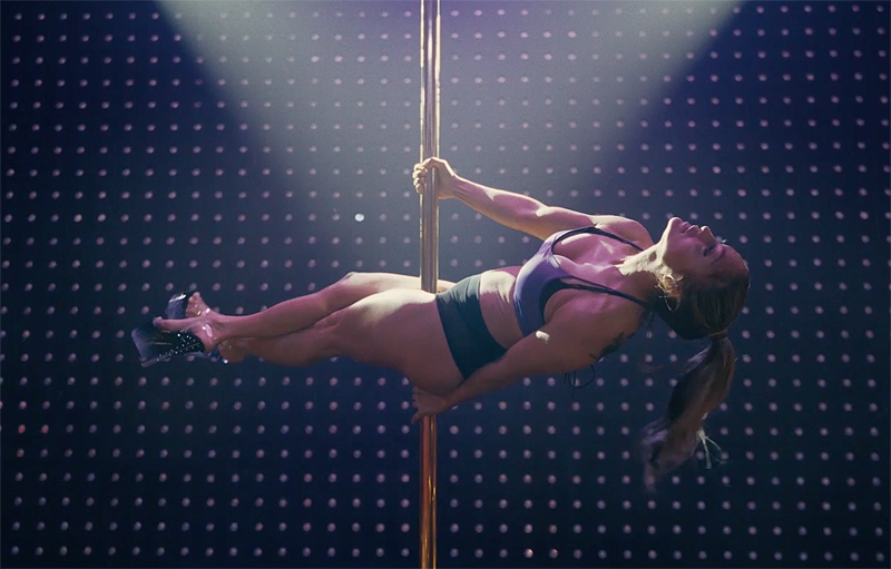 Jennifer Lopez Shows You How to Pole Dance in Hustlers Clip