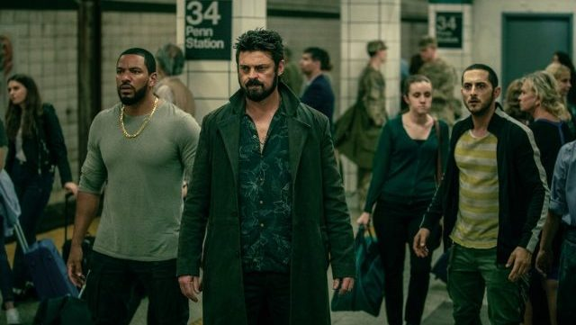 The Boys Officially Becomes One of Amazon's Most Binged Original Series