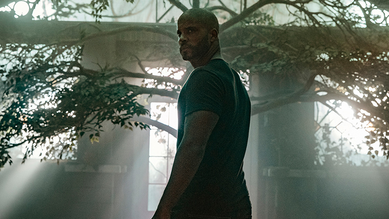CS Interview: Ricky Whittle on the Second Season and Future of American Gods
