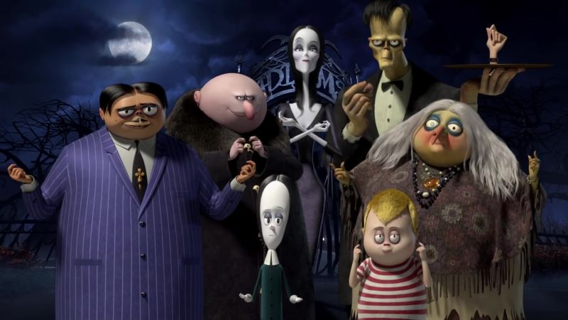 New Addams Family Trailer: The World's Kookiest Family is Coming to Town