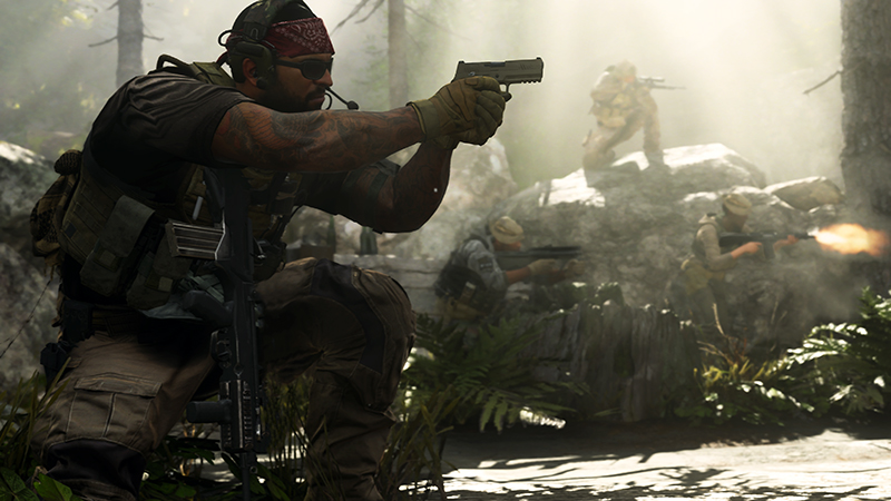 Call of Duty: Modern Warfare Reveals Ultimate Multiplayer Universe