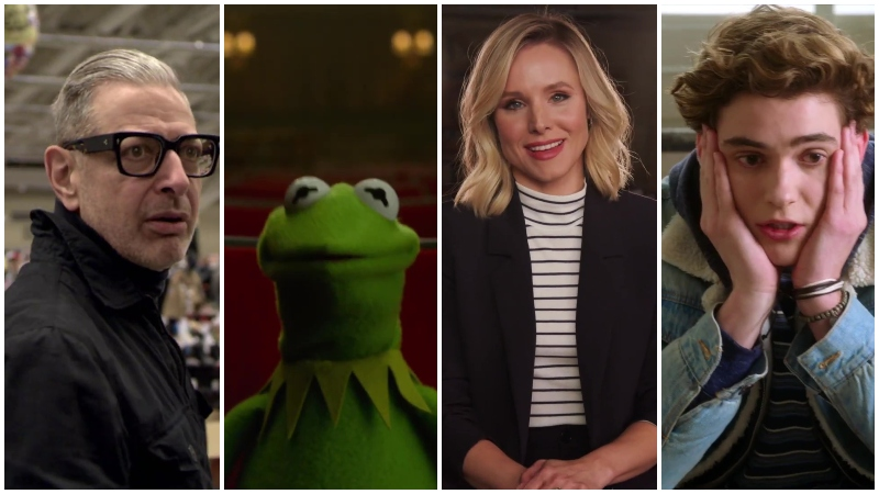D23: Disney+ Trailers & Reveals Including Jeff Goldblum, Muppets, and More!