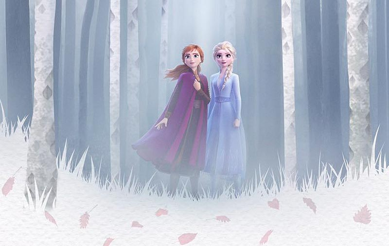 D23: Check out the New Frozen 2 Poster!