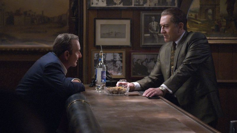 The Irishman Runtime is 3.5 Hours, Making it a True Epic